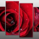 Hot SellingHand-painted Modern Professional Flower Canvas Art Oil Painting FL4-106