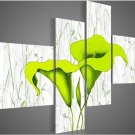 Hand-painted Modern Professional Flower Canvas Art Oil Painting for Wall Decoration FL4-121