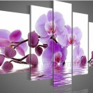 Top Quality Modern Abstract Huge Plum Blossom Canvas Art Wall Decor Oil Painting FL5-049