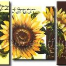 Guaranteed Top Quality Modern Wall Decor Art Flower Oil Painting on Canvas FL5-068