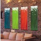 Framed Seasons of Flower Oil Painting on Canvas FL4-110