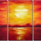 Wall Art Decorative Seascape Oil Painting (+ Framed) SE-202