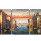 Hot Sale!! Decorative Seascape Oil Painting on Canvas (+Framed) SE-208