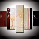 Modern Home Decoration Abstract Oil Painting on Canvas (+Framed) XD5-086