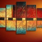 Modern Home Decoration Abstract Oil Painting (+Framed) XD5-091