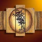 Wall Decoration Abstract Oil Painting on Canvas (+Framed) XD5-092