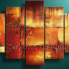 Hand Painted Abstract Oil Painting for Decor (+Framed) XD5-093