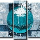Canvas Art Abstract Oil Painting for Wall Decor (+Framed) XD5-099