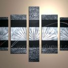Modern Abstract Canvas Art Painting (+Framed) XD5-101
