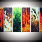 Modern Large Size Abstract Oil Painting for Decor (+Framed) XD5-103
