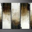Modern Abstract Oil Painting on Canvas for Decor (+Framed) XD5-106