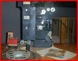 MILLS PANORAM SOUNDIES Projector RCA MI-1340A Jukebox+EXTRAS