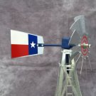 17 inch Mini Windmill Texas Flag tail