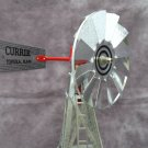 17 inch Mini Windmill Currie tail