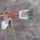 17 inch Mini Windmill Fairbury tail