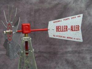 17 inch Mini Windmill Heller Aller tail