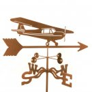 Hi Wing Airplane Weathervane