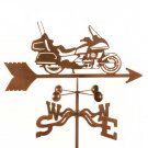 Touring Motorcycle Weathervane