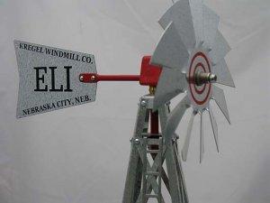 17 inch Mini Windmill Eli tail