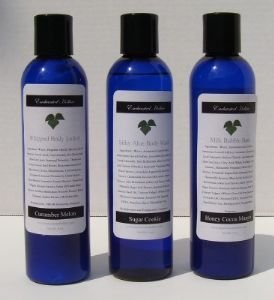 Whipped Body Lotion 4 oz