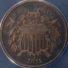 1871 2 Cent