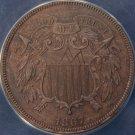 1867 2Cent