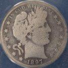1897o Half Dollar