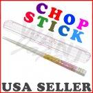 NEW Pink Zeebra Chopstick 18cm for Bento Box Japanese Hashi
