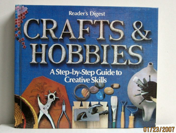Crafts & Hobbies - books