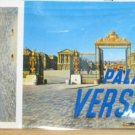 Palais De Versailles - Book of 9 Postcards - Vintage