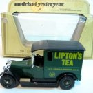 "1927 Talbot ""Lipton Tea"" - Matchbox Models of Yest MINT"