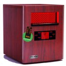 Iheater 1500-W Quartz Infrared Heater