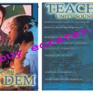 Unity Sound System:  Teach Dem