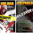 Chinese Assassin: Prepared For War ( The Sequel )