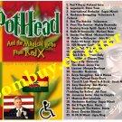 Red-X: Harry Pothead