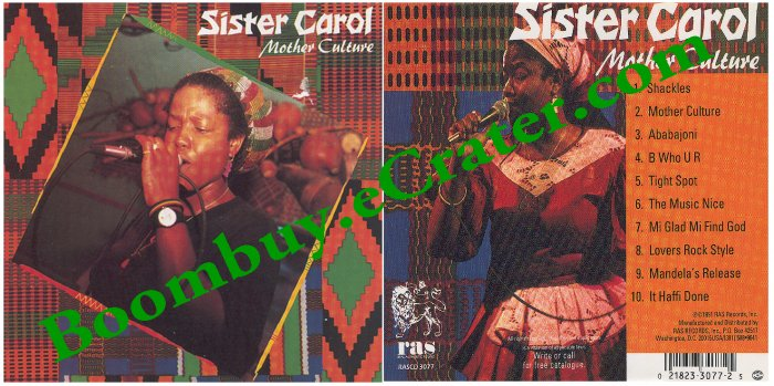 Sister Carol: Mother Culture
