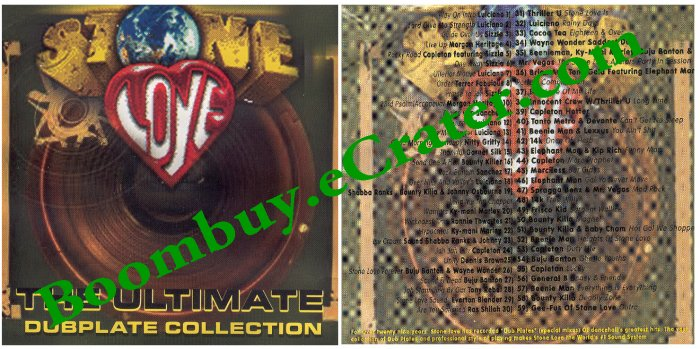 Stone Love: The Ultimate Dubplate Collection