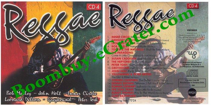 Various Artists: Reggae Cd 4