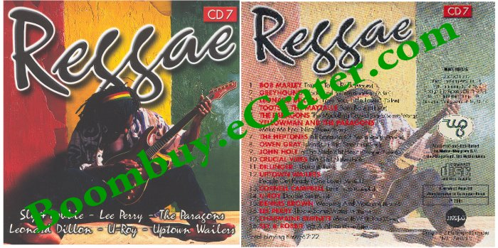 Various Artists: Reggae Cd 7