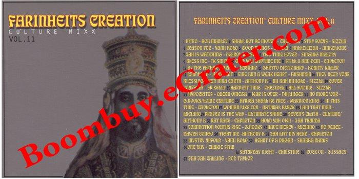 Farinheit Creations: Culture Vol. 10