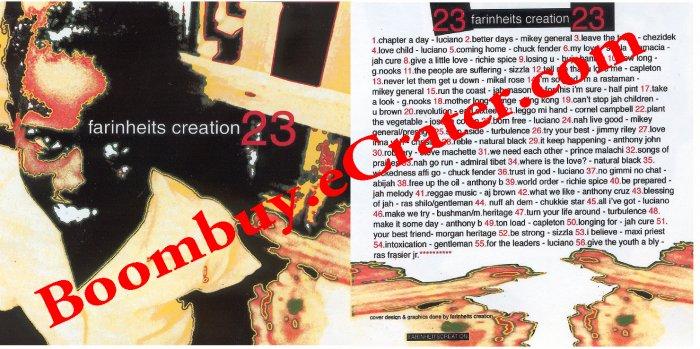 Farinheit Creations: Culture Vol. 23