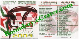 Unity Sound System:  GOLD 2003 Vol. 2