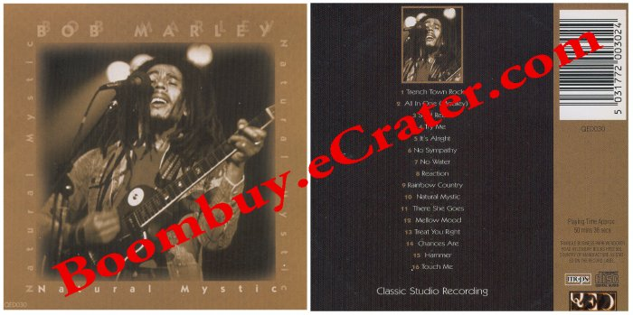 Bob Marley: Naturial Mystic ( Studio One Vibes )