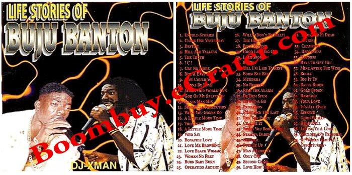 Buju Banton: Life Stories Of Buju Banton