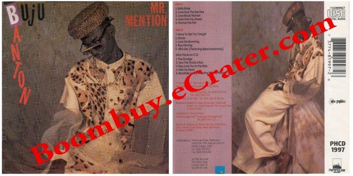 Buju Banton: Mr Mention