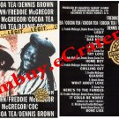 Dennis Brown/Freddie McGregor/Cocoa Tea: Legit