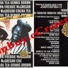 Dennis Brown/Freddie McGregor/Cocoa Tea: Legit