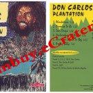 Don Carlos: Plantation