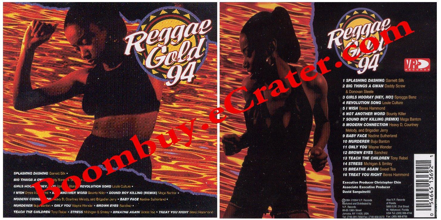 Various Artists: Reggae Gold 94