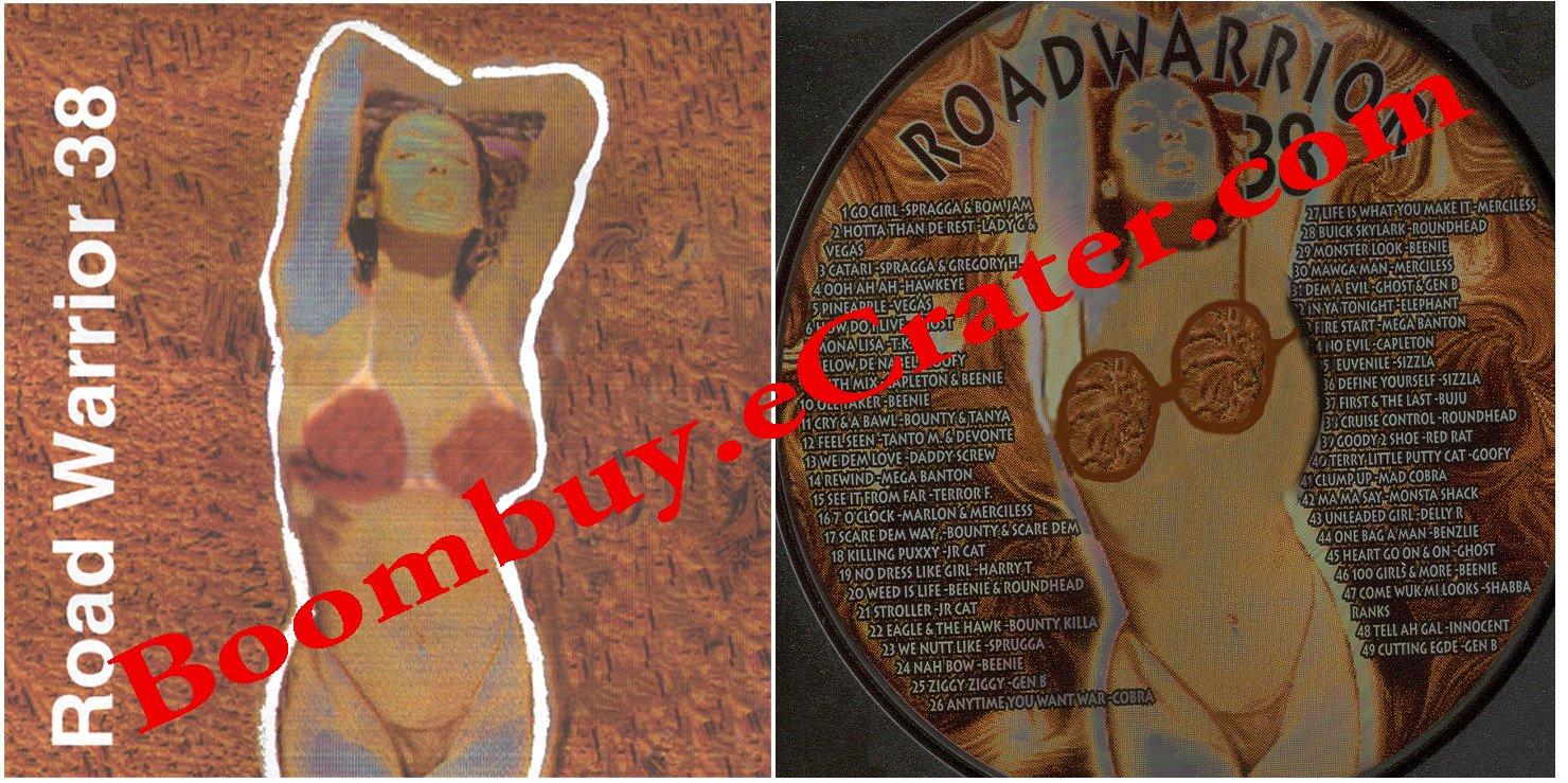 Road Warrior: Vol 38